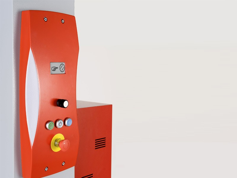 Robot pour banderolage de charges palettisées